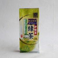 三重県 伊勢 かぶせ茶 デトラティーパック 100g(20パック)