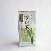 埼玉県産 さやま濃煎茶 草色袋 100g 【3袋までメール便対応】