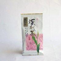 埼玉県産 さやま濃煎茶 ピンク色袋 100g 【3袋までメール便対応】