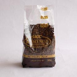 画像1: 【送料無料】 UCC ブルマンブレンドAP(豆) 500g×12