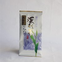 埼玉県産 さやま濃煎茶 紫色袋 100g 【3袋までネコポス対応】